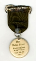 Ribbon front: Portland '99; medal front: CE; medal back: 14th Maine State Convention; Sept. 5th -...