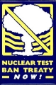 Nuclear Test Ban Treaty Now!