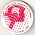Women's International League For Peace & Freedom; 1915; 70th Anniversary; 1985
