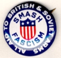 Smash Fascism; All Aid To British & Soviet Arms