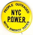 NYC P.O.W.E.R.; People Outraged With Energy Rates