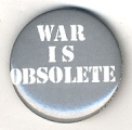 War Is Obsolete