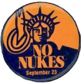 No Nukes; September 23
