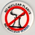 No Nuclear Plants; No Nuclear Bombs