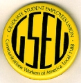 GSEU. Graduate Student Employees Union. Communications Workers of America Local 1188.