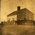 Great Nemaha Indian Agency — council house