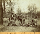 Kickapoo Village  - children