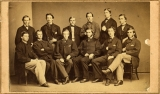 Haverford College — Senior Class, 1864