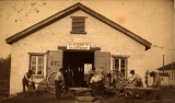 Carlisle Indian Agency — blacksmith and wagon shop