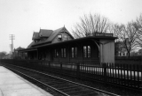 Swarthmore Railroad Station