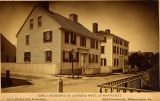 Coffin house in Nantucket, early residence of Lucretia Mott