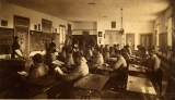 Carlisle Indian School — a classroom