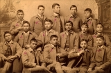 Carlisle Indian School — students