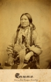 Ton-ne-on-co (Kicking Bird) — principal Kiowa chief