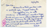 Letter to Ira De. A. Reid, December 16, 1952