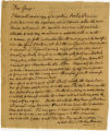 Letter to George Dillwyn, 1778-07-12 or 14