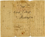 Letter to George Dillwyn, 1780-08-06