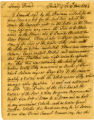 Letter to Edward Cathrall, 1764-11-25