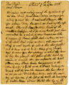 Letter to Jonah Thompson, 1756-04-24