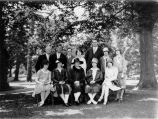 T. W. Brown Haverford reunion, June 8-10, 1928