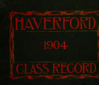 The record of the class of 1904
