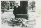 John Nelli, peanut man of H.C. Campus