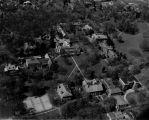 Aerial view, 1940s