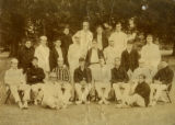 Haverford College Cricket Team in England