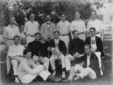 Cricket Team in 1902
