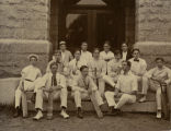 1895 Intercollegiate Champion Cricket Team