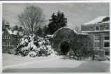 Carvill Arch in Snow 1