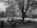 Parents' Day on Founders Green 2