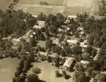 aerial view of Haverford