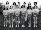 1982 Women's Tennis Team