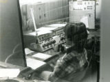 Student at Radio Station