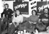 Group of Students at 94 WYSP Radio Show