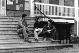Group of Students on Founders Steps