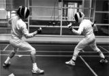 Fencing Practice Bout III
