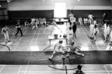 Fencing Meet in Ryan Gym I