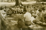 Students Sitting in a Circle