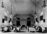 Dining hall in Founders