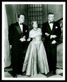 Jane: Edna Best as Jane Fowler, Howard St. John as Lord Frobisher, and John Loder as Gilbert Dabney