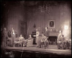 The Philadelphia Story: Cast, interior of Lord home