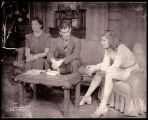 The Philadelphia Story: Vera Allen as Margaret Lord, Dan Tobin as Sandy Lord, and Katharine...