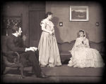 Jane Eyre: Stephen Ker Appleby, Barbara O'Neil, and Katharine Hepburn
