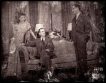 Without Love: Katharine Hepburn, Elliott Nugent, and an unidentified actor