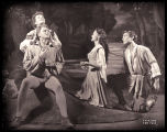 As You Like It: Katharine Hepburn as Rosalind/Ganymede, William Prince as Orlando, Judy Parrish as...