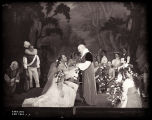 As You Like It: Mid-range view of wedding scene