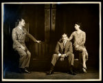 Strange Interlude: Glenn Anders as Edmund Darrell, Tom Powers as Charles Marsden and Judith...