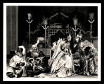 Marco Millions: Henry Travers (as Nicolo), Ernest Cossart (as Maffeo), Margalo Gillmore (as...
